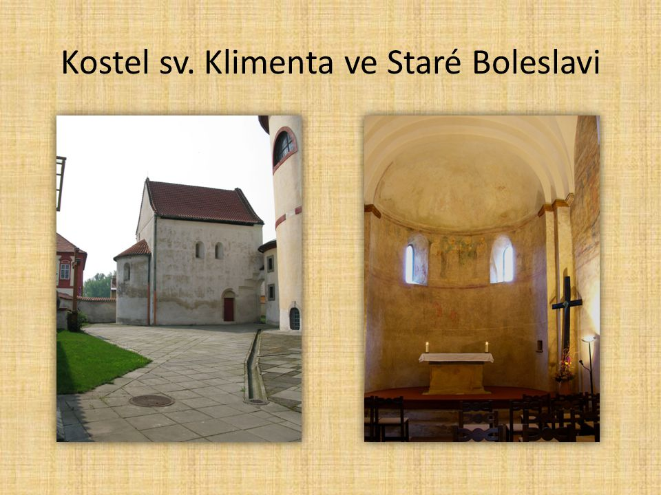 Kostel sv. Klimenta ve Staré Boleslavi