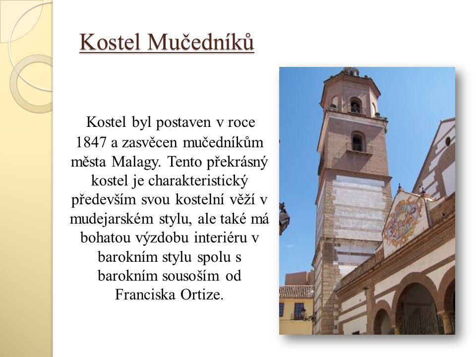 Kostel Mučedníků