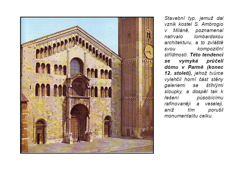Stavební typ, jemuž dal vznik kostel S