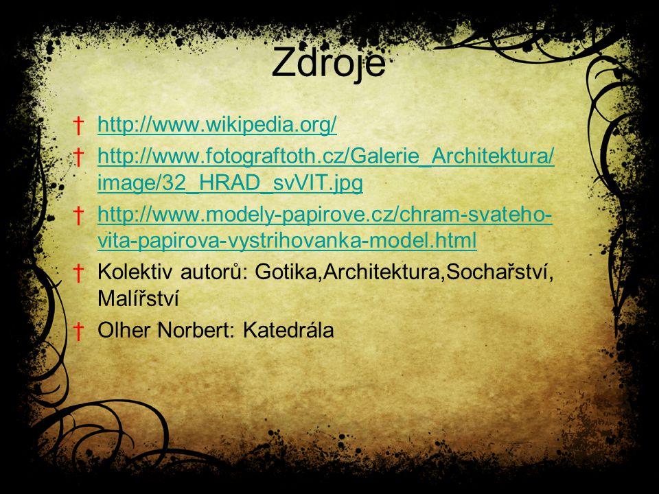 Zdroje http://www.wikipedia.org/