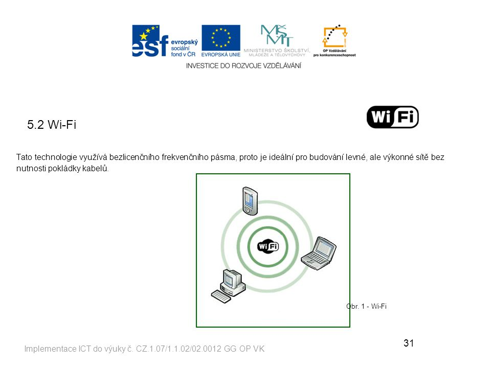 5.2 Wi-Fi