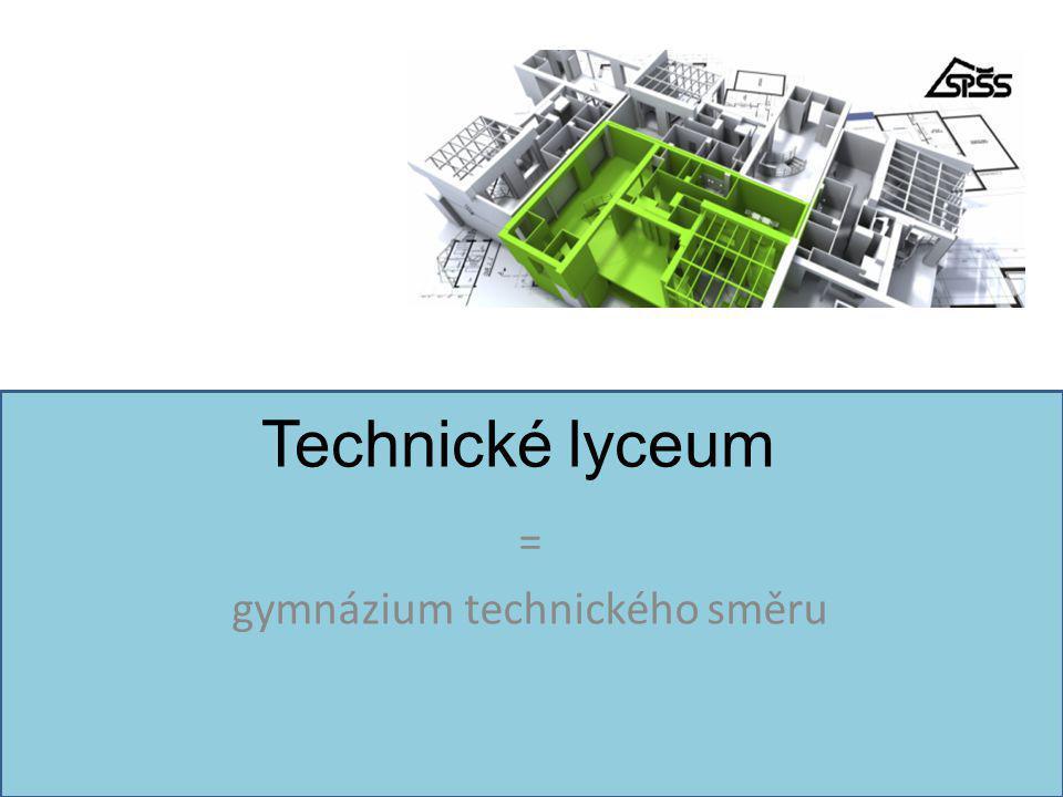 = gymnázium technického směru