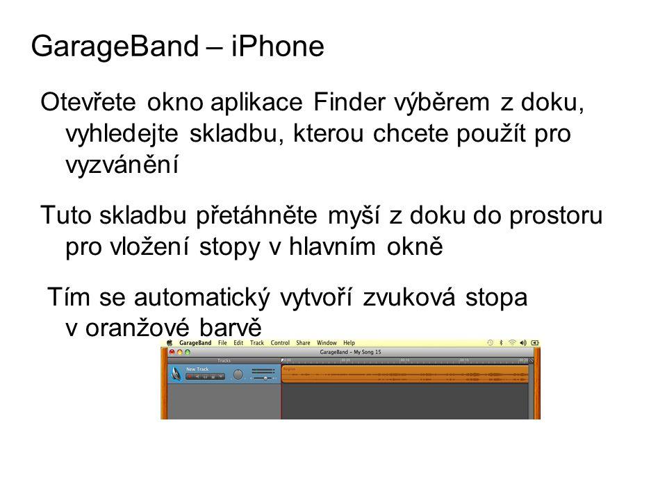 GarageBand – iPhone