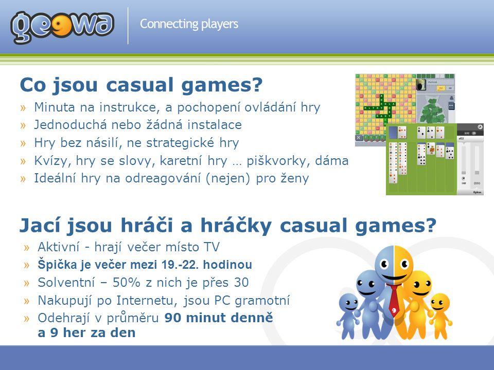 Jací jsou hráči a hráčky casual games