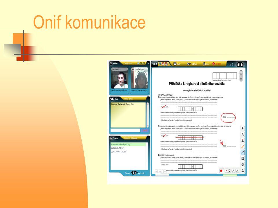 Onif komunikace 16