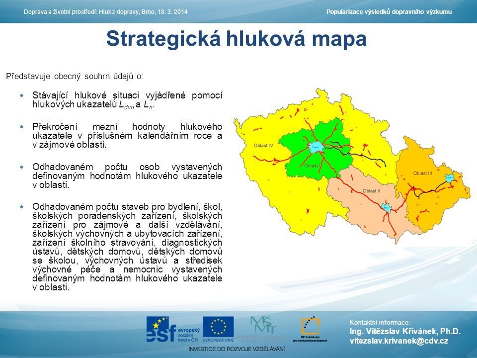 Strategická hluková mapa