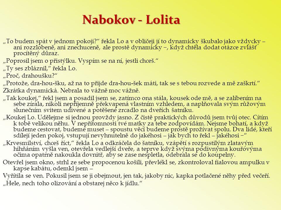 Nabokov - Lolita