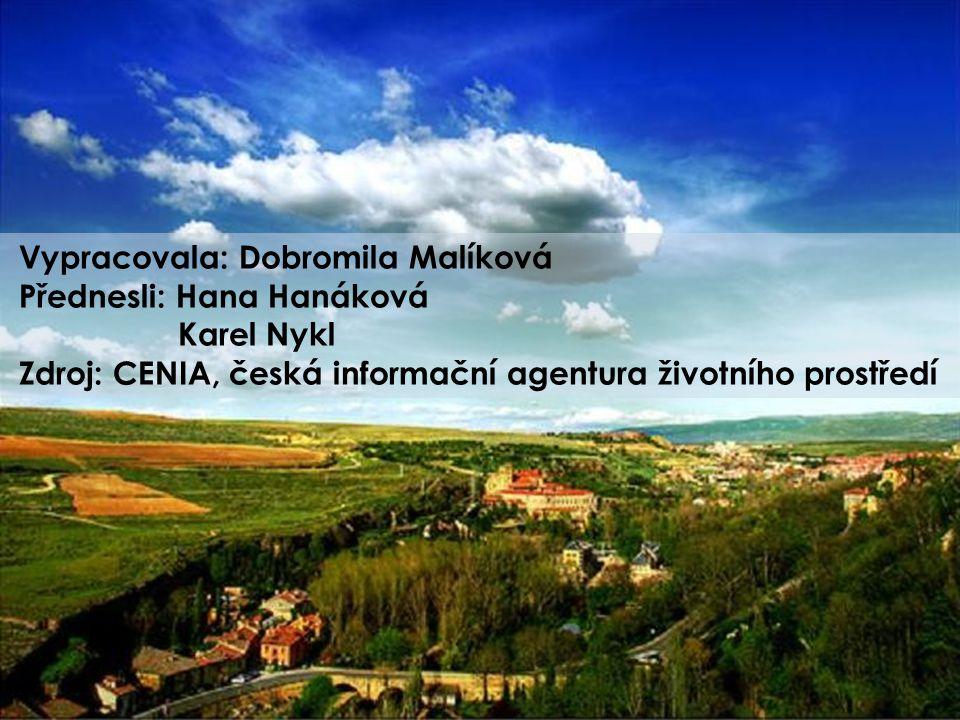 Vypracovala: Dobromila Malíková