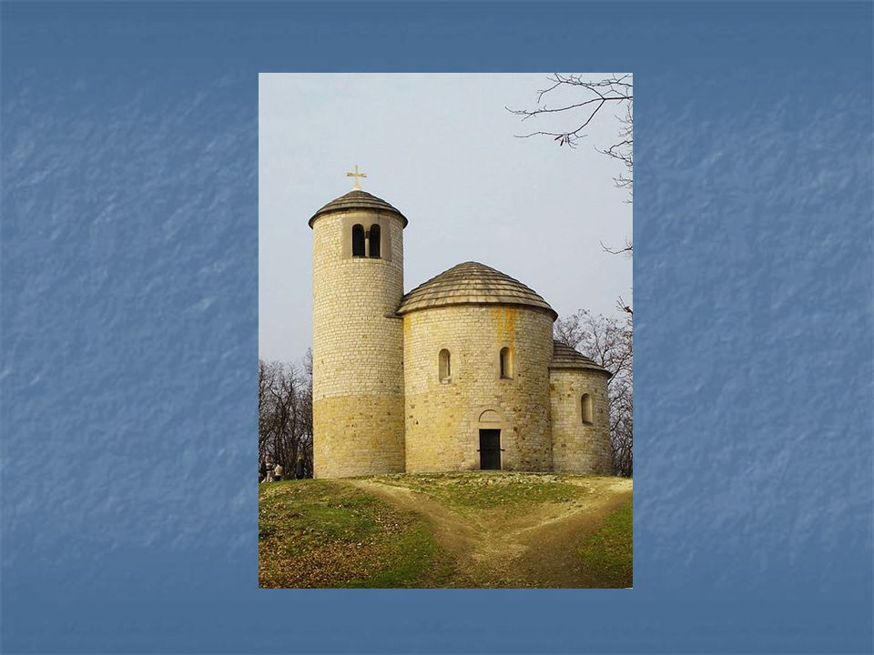 Rotunda sv. Jiří na hoře Říp