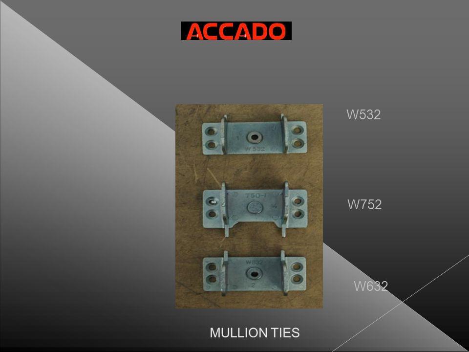 W532 W752 W632