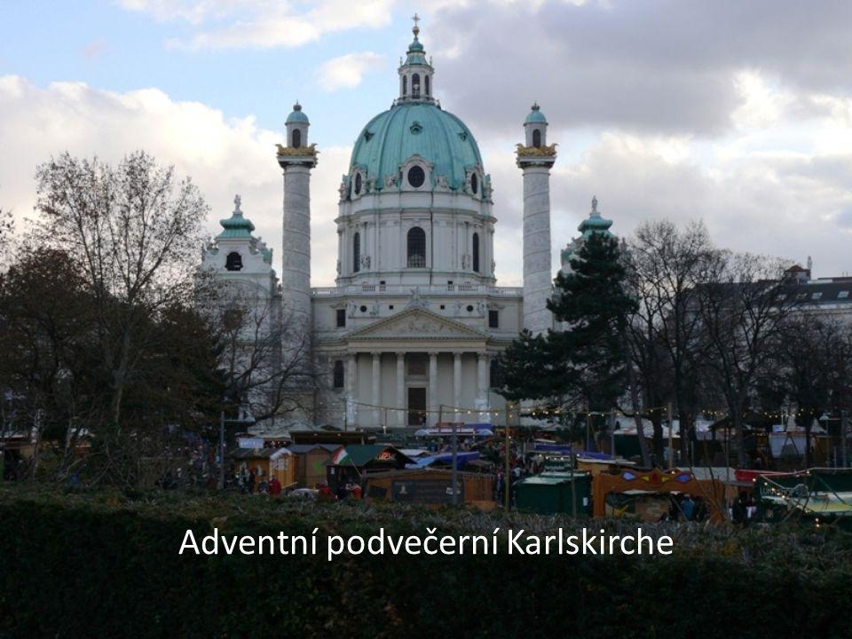 Adventní podvečerní Karlskirche
