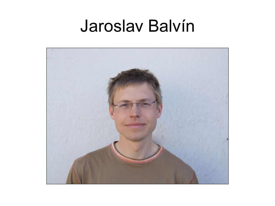 Jaroslav Balvín