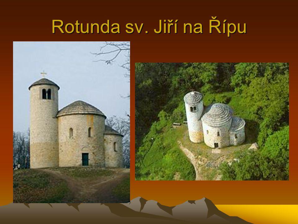 Rotunda sv. Jiří na Řípu