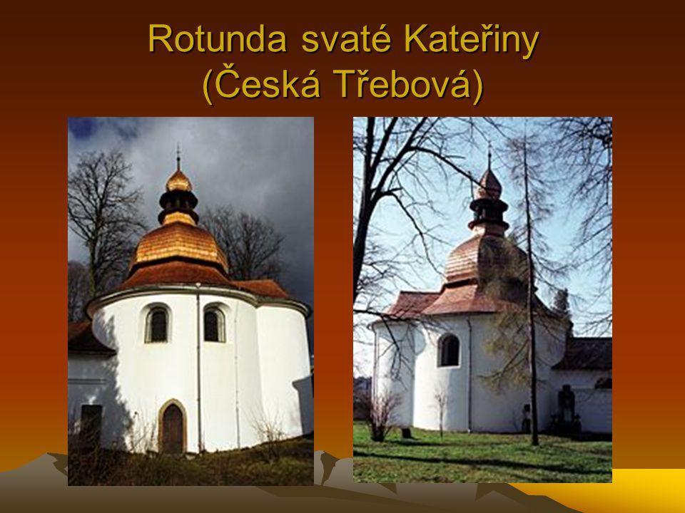 Rotunda svaté Kateřiny (Česká Třebová)