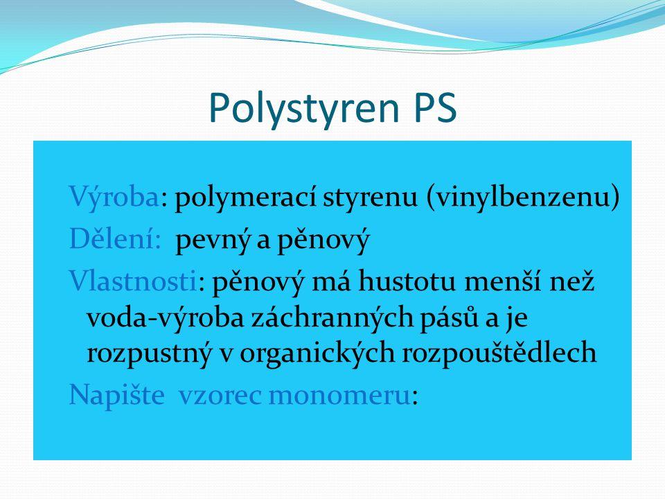 Polystyren PS