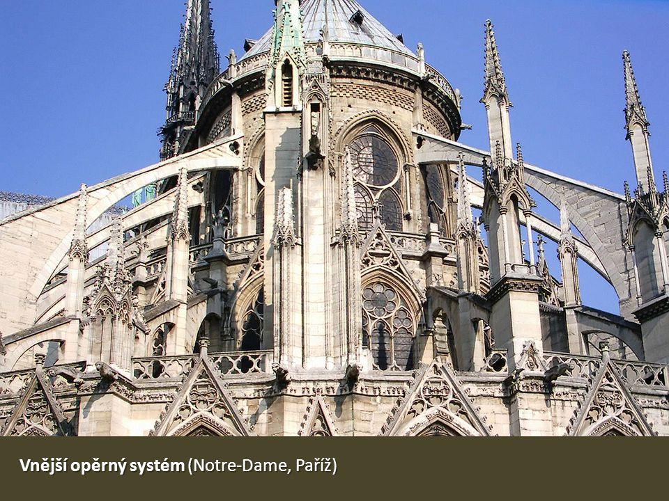 Vnější opěrný systém (Notre-Dame, Paříž)