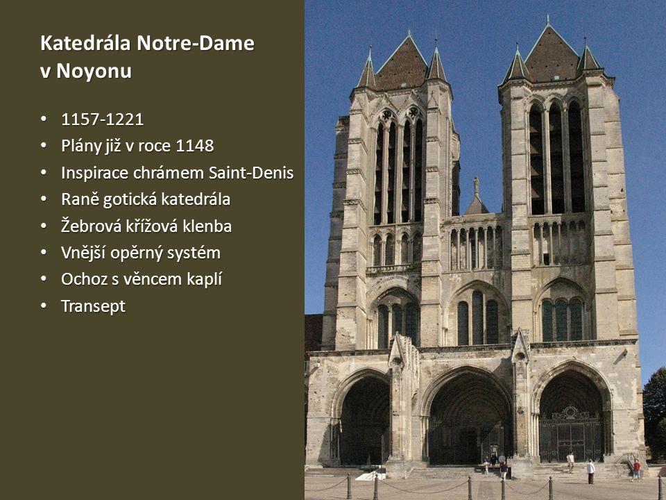Katedrála Notre-Dame v Noyonu