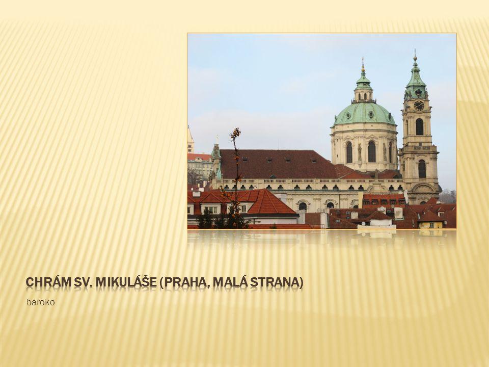 Chrám sv. mikuláše (praha, malá strana)