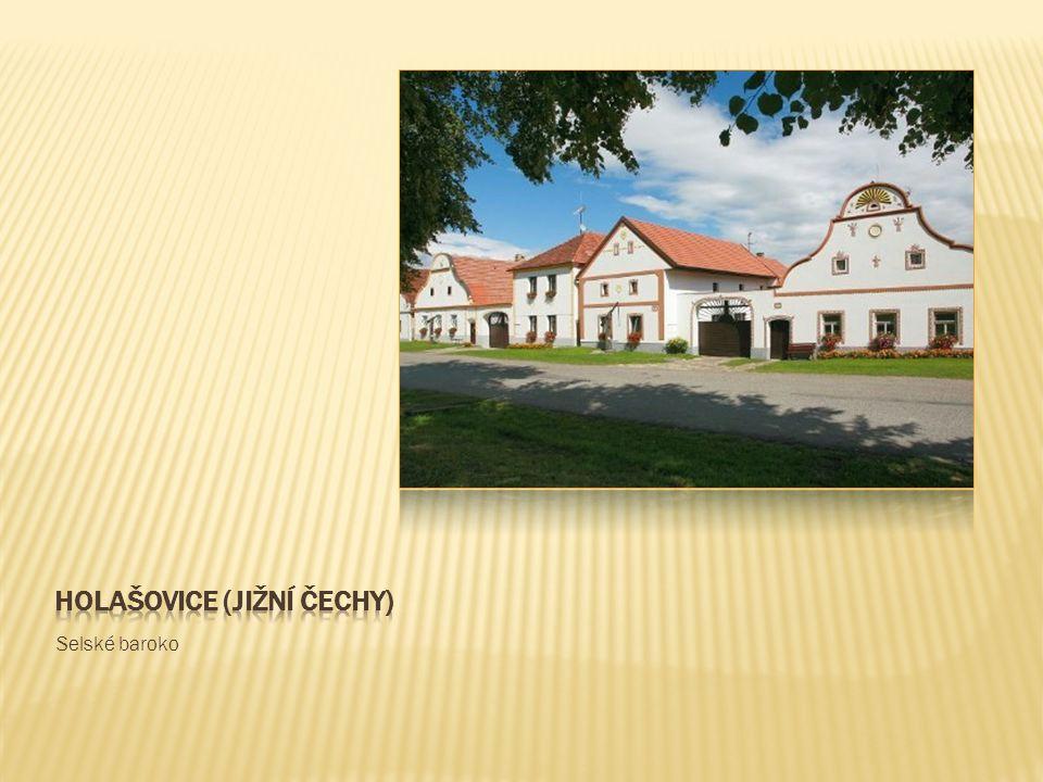 Holašovice (jižní čechy)