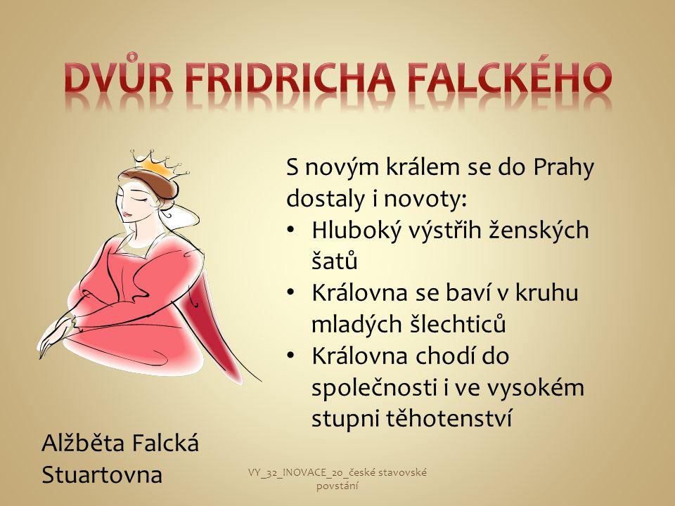 Dvůr Fridricha Falckého