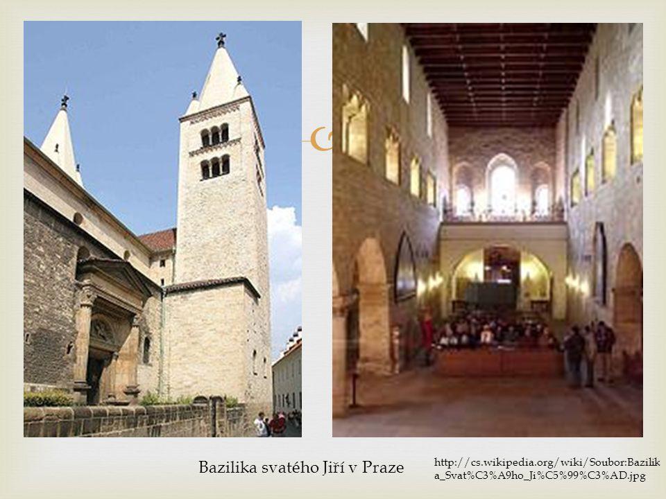 Bazilika svatého Jiří v Praze