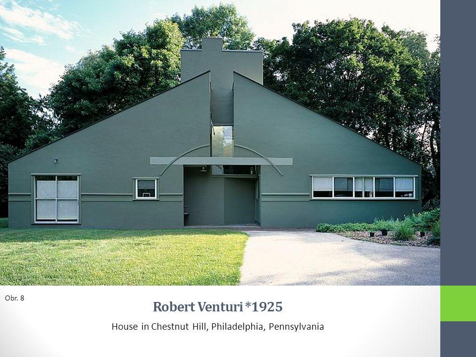 House in Chestnut Hill, Philadelphia, Pennsylvania