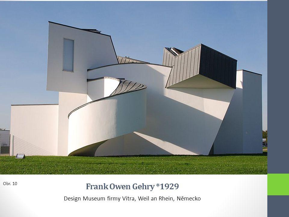 Design Museum firmy Vitra, Weil an Rhein, Německo