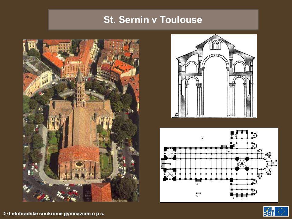 St. Sernin v Toulouse