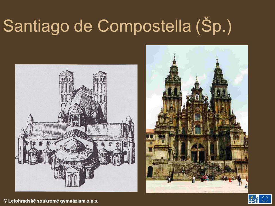 Santiago de Compostella (Šp.)