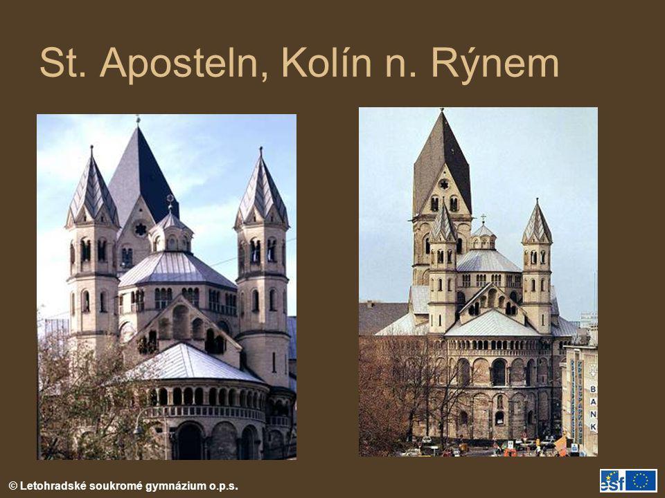 St. Aposteln, Kolín n. Rýnem