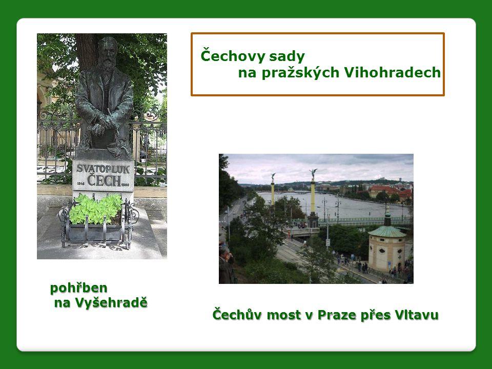 na pražských Vihohradech