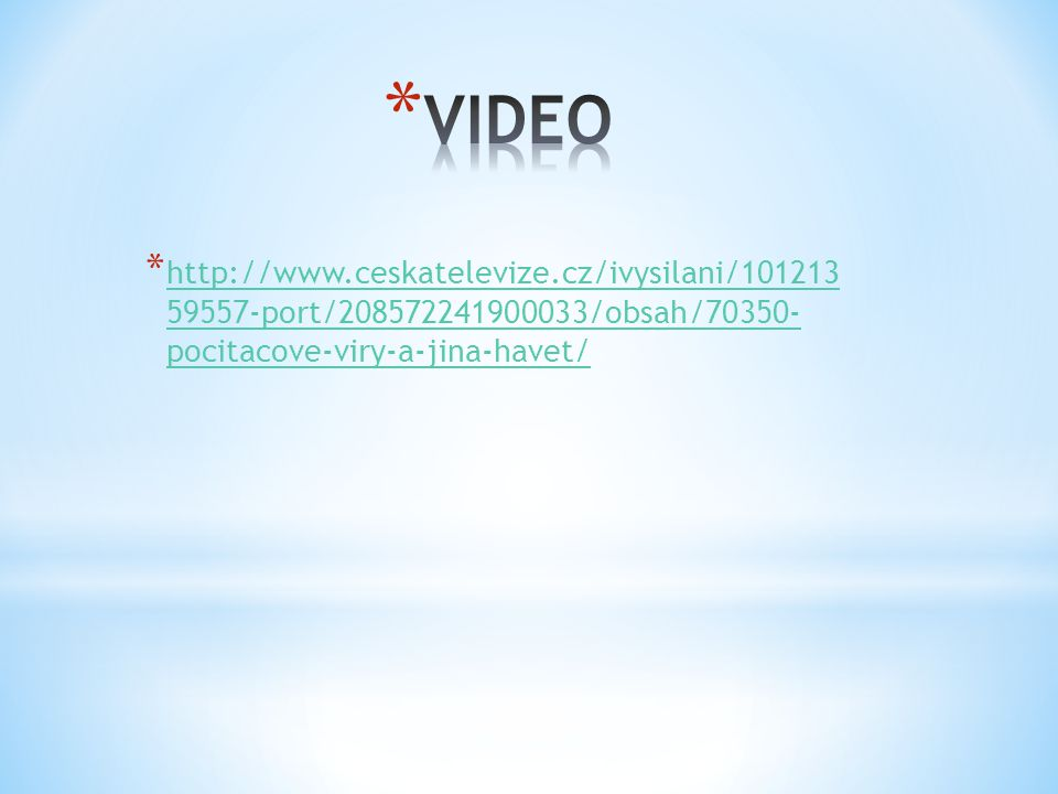 VIDEO port/ /obsah/ pocitacove-viry-a-jina-havet/
