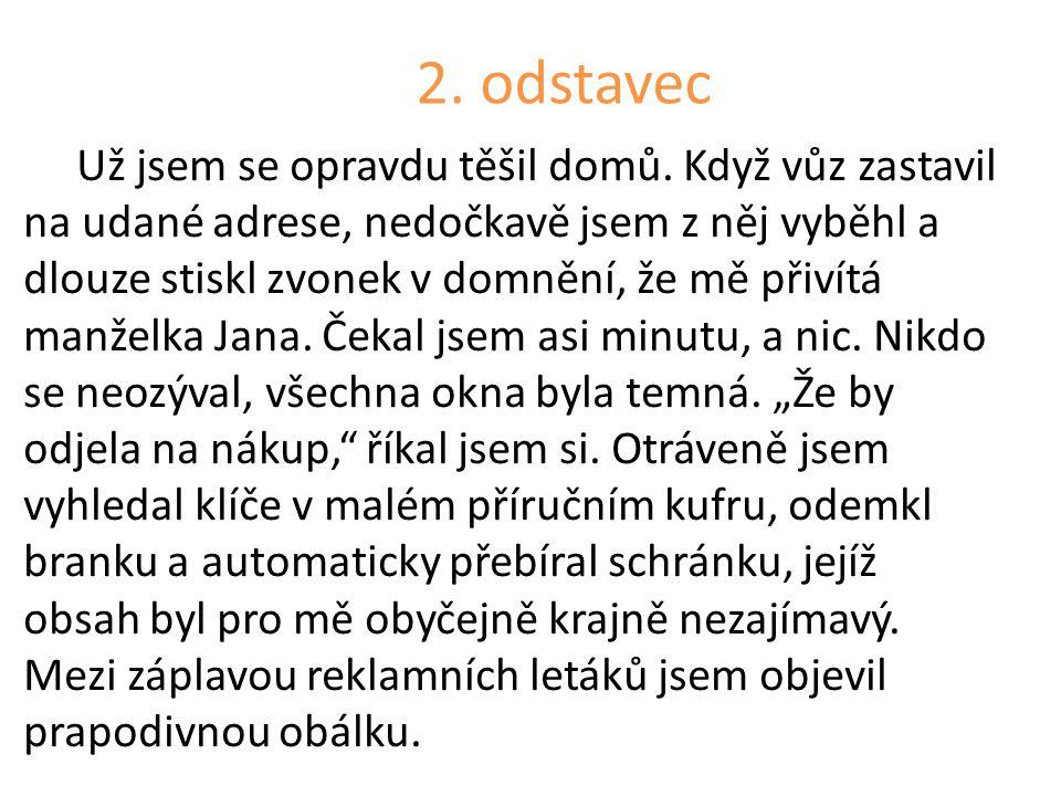 2. odstavec