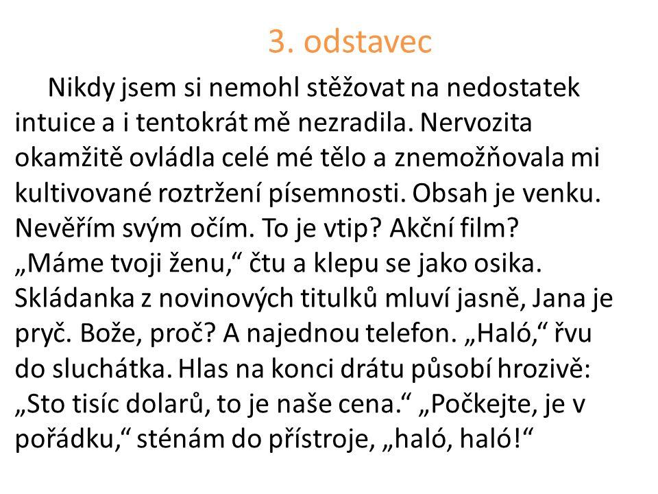 3. odstavec