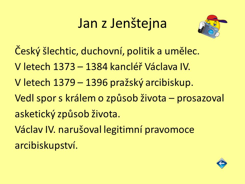 Jan z Jenštejna
