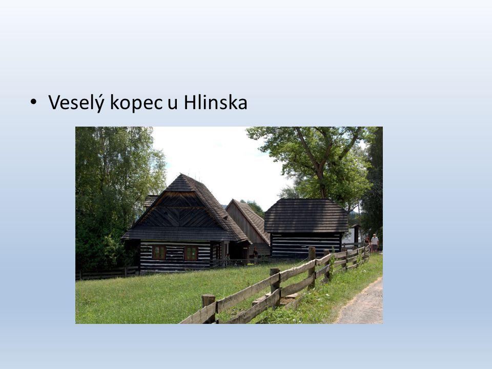 Veselý kopec u Hlinska