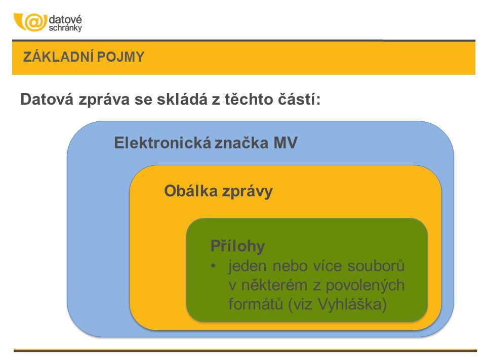 Elektronická značka MV