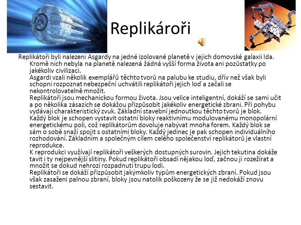 Replikároři