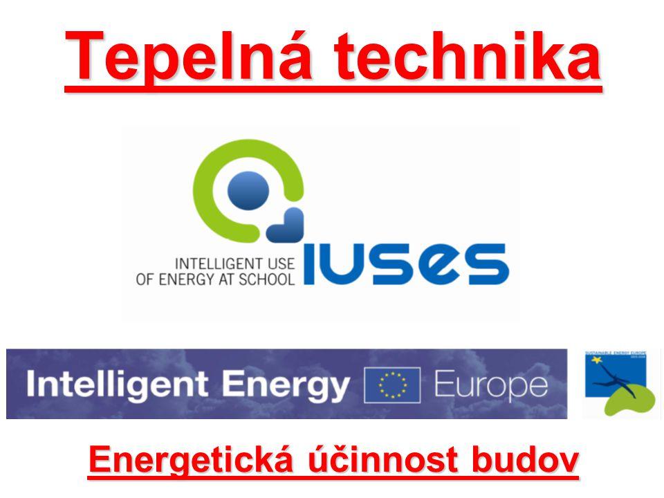 Energetická účinnost budov