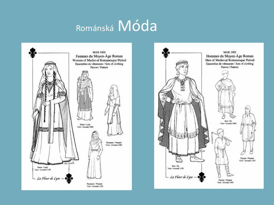 Románská Móda