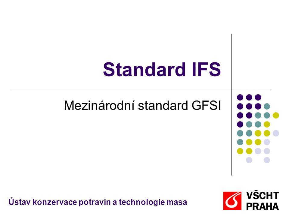 Mezinárodní standard GFSI