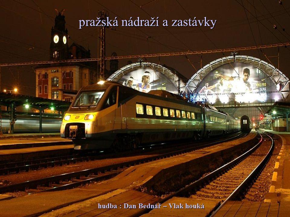 hudba : Dan Bednář – Vlak houká