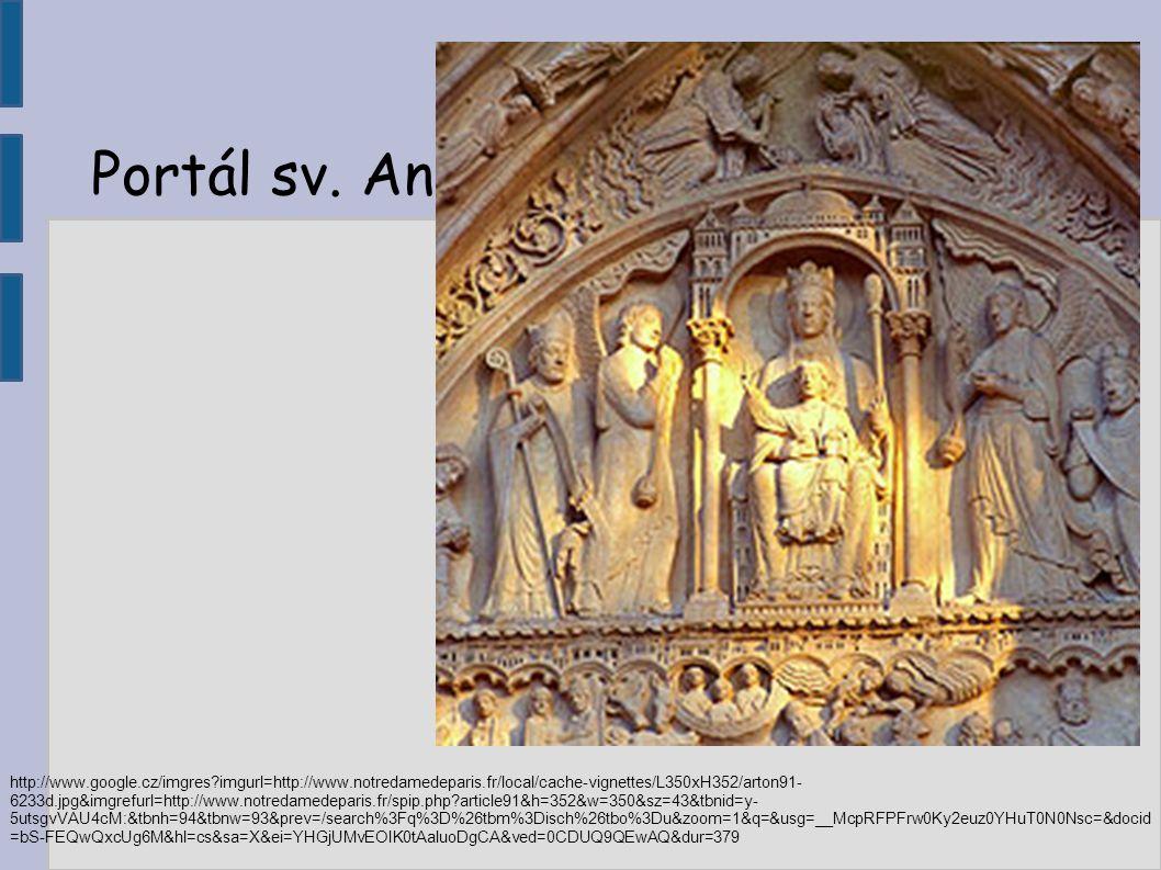 Portál sv. Anny