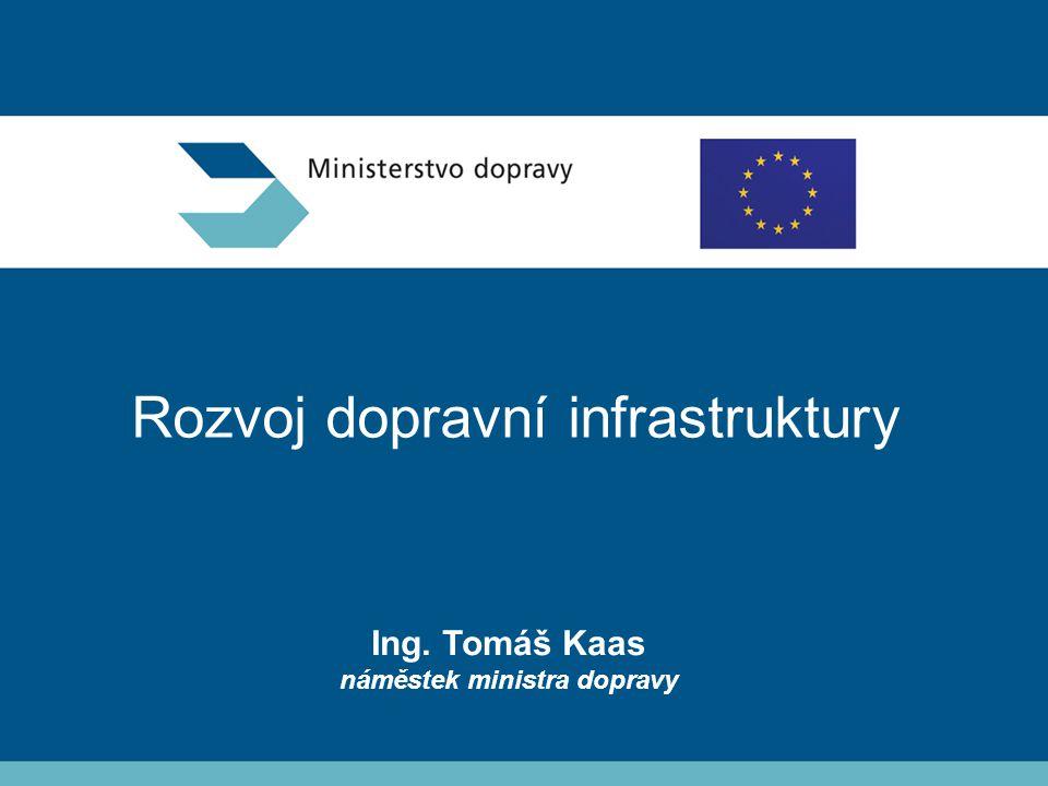 náměstek ministra dopravy