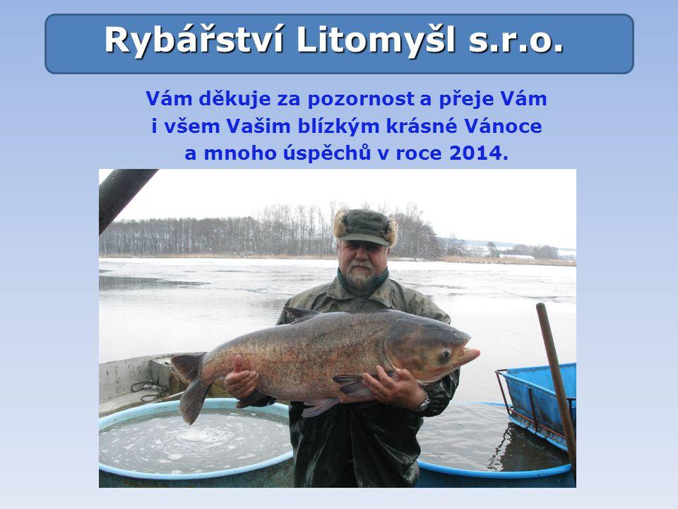 Rybářství Litomyšl s.r.o.