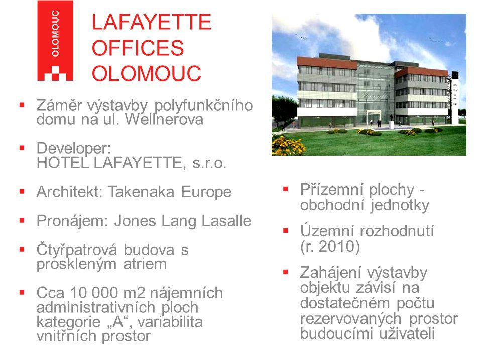 LAFAYETTE OFFICES OLOMOUC