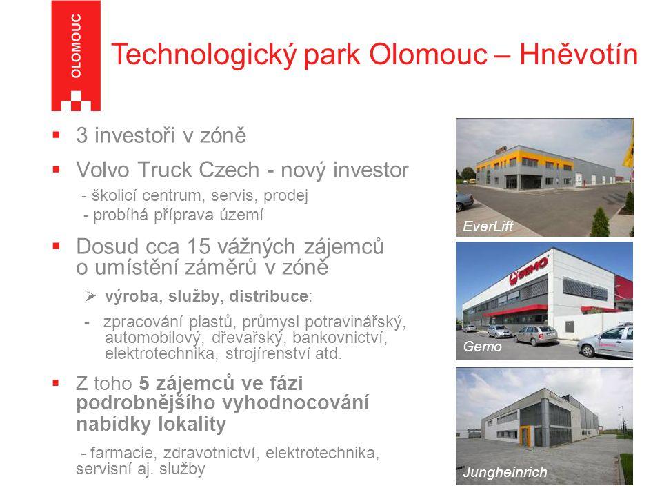 Technologický park Olomouc – Hněvotín