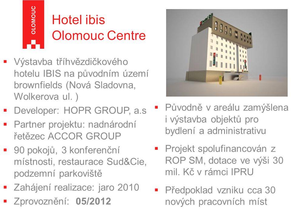 Hotel ibis Olomouc Centre