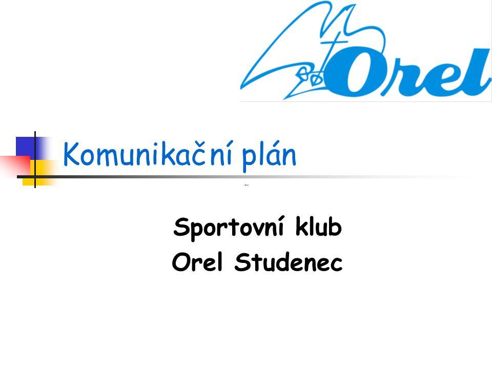 Sportovní klub Orel Studenec