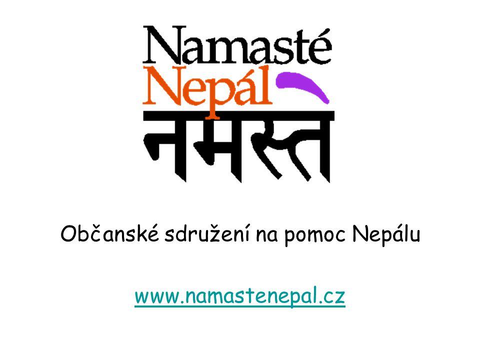 Občanské sdružení na pomoc Nepálu